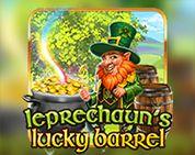 Leprechaun's Lucky Barrel